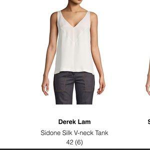 Derek Lam Sidone Trapeze Shell